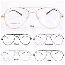 Mens Womens Full Rim Titanium Alloy Eyeglass Frames Flexible Optical Rx K221