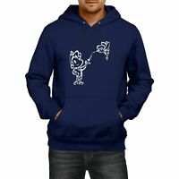 Fairies & Peter Pan Cute Unisex Mens Pullover Hoodie Sweater Cartoon Disney S-3X
