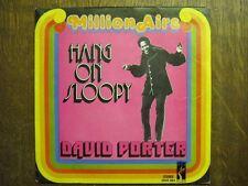 DAVID PORTER 45 TOURS BELGIQUE HANG ON SLOOPY