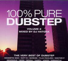 DJ Hatcha - 100% Pure Dubstep, Vol. 2: Mixed by DJ Hatcha
