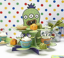 Monster Madness Cupcake Stand