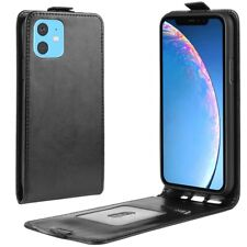 iPhone 11 Pro Max PU Leather Vertical Flip Magnetic Case Cover Holder Protector