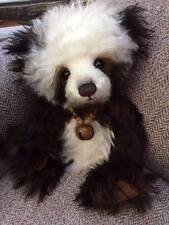 Charlie Bears Anniversary CHOCOLATE MUFFIN