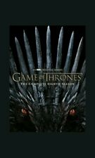 Game of Thrones: The Complete Season 8 (DVD 2019 4-Disc Set) New And Sealed!