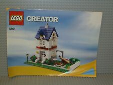 LEGO® Creator Bauanleitung 5891 Apple Tree House ungelocht instruction B1130