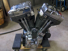 Harley Davidson 88 CI street glide ultra road king dyna engine motor runs GREAT