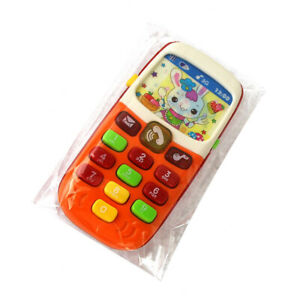 Kids Educational Toy Mobile Phone Learning Children Toys For Boy Girl Baby Gift