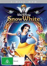Snow White And The Seven Dwarfs (DVD, 2015, 2-Disc Set)