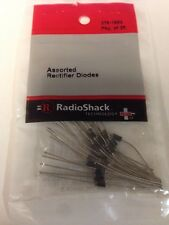 Assorted Rectifier Diodes #276-1653 By RadioShack