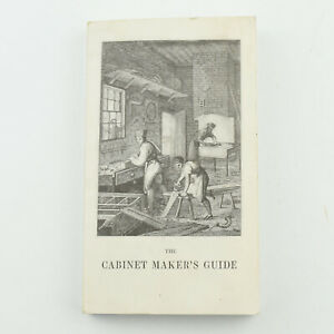 The Cabinet Maker's Guide G.A. Siddons (5th Ed. Reprint) Woodworking Reference