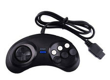 6 Button Controller Pad Gamepad For Sega Mega Drive Or Genesis & Master System