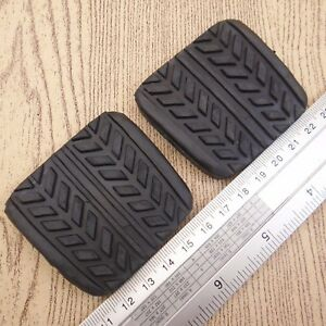 FOR MAZDA 323 929 B2000 B2200 B2500 B-Series BT-50 Black Brake Clutch pedal pad