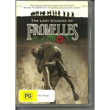 Battle of Fromelles DVD - Lost Diggers of Fromelles Documentary