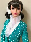 FASHION ROYALTY POPPY PARKER SIGN OF THE TIMES BRUNETTE 12 INCHES NUDE DOLL ONLY