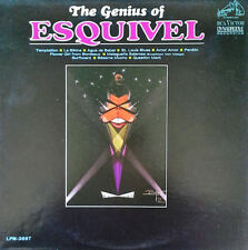 ESQUIVAL - THE GENIUS OF ESQUIVAL - RCA 3697 - MONO LP - 1967