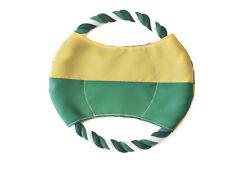 Jouet / Frisbee en corde pour Chien Chiot  20 cm   Education Dressage Rapport