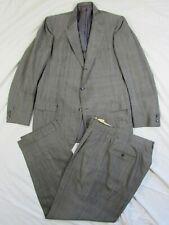 Crazy Vtg 1950's Silk Fleck Drop Loop Wool Suit Jacket Pants 50s Hollywood Vlv