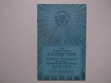PHOTOGRAPHY PHOTOGRAPHS SHROPSHIRE INTERNATIONAL EXHIBITION CATALOGUE 1949