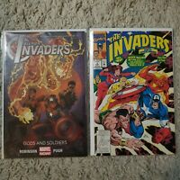 """Marvel All-New Invaders: """"Gods and Soldiers"""" TPB + The Invaders pt 1 of 4"""