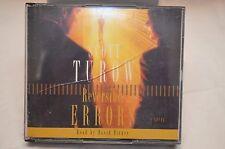 REVERSIBLE ERRORS-SCOTT TUROW-CD AUDIO BOOK-EXCELLENT!!