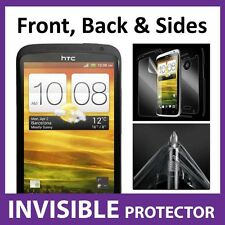 HTC One X FULL BODY Shield INVISIBLE Screen Protector - Military Grade