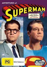 Adventures Of Superman : Season 3-4 (DVD, 2006, 5-Disc Set)