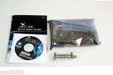 Asus Xonar DG 5.1 PCI Sound Card, Built-in Headphone AMP, GX 2.5 Game Audio Eng.
