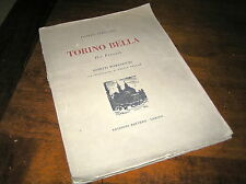 X389_ TORINO BELLA ill.Felice Vellan, di F.Tartufari, Sonetti Romaneschi-1951