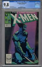 UNCANNY X-MEN #234 CGC 9.8 MARC SILVESTRI COVER 1ST BROOD