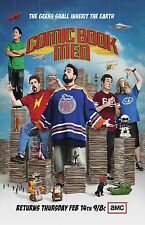 Comic Book Men poster (b) -  11 x 17 inches - Kevin Smith