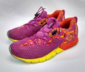 Zoot Women's W Makai Running Sneakers Passion Fruit Mandarin US Size 7 Shoes