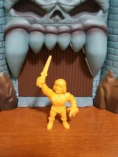 MOTU M.U.S.C.L.E. WAVE 2 HE-MAN NEON ORANGE FIGURE HE-MAN M.O.T.U.S.C.L.E.