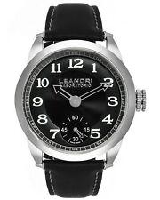 Leandri Laboratorio Stainless Steel Manual Wind Men's Watch 3250.03