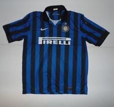 Inter Milan 2011-12 home football shirt - xl mens