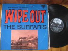 "THE SURFARIS WIPE OUT VINYL RECORD LP 12""  MONO RARE OZ"