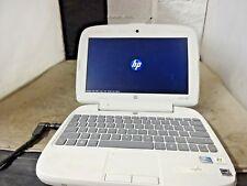 HP Mini 100e Laptop Intel Atom N455 @ 1.66GHz 2GB RAM - No Battery HDD or OS