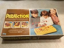 Vintage  PERFECTION Game 1973 Lakeside 100% complete Tested Working lot
