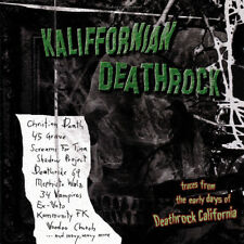 KALIFFORNIAN DEATHROCK CD 2006 Shadow Project CHRISTIAN DEATH