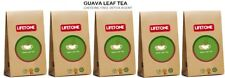 Guava leaf tea,Rapid weight loss and detox agent,100 teabags