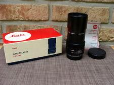 "Leitz Canada 11242 - Leica Apo Telyt- R 3.4/180mm ""Sammlerstück"" - OVP !"