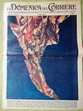 La Domenica del Corriere 5 Aprile 1959 Tibet Teddy Reno Hitler Fumetti Maresca