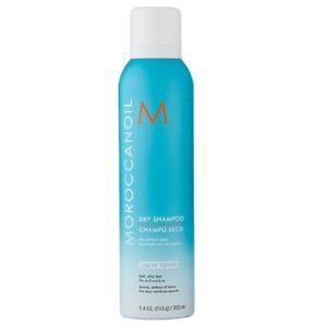 Moroccanoil Dry Shampoo Light Tone 5.4 oz New & Fast Shipping