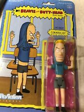 BEAVIS And Butthead Burger MONDO Cappello SERIE SUPER 7 reazione Action Figure Nuovo