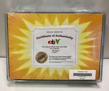 eBay Live Chicago 2008 Collector Limited Ediition Pin Set Sealed and COA