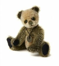 SPECIAL OFFER! Charlie Bears Mini Mohair Keyring WELLY RRP £45