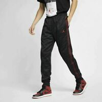 Men Nike Air Jordan Jumpman Flight Tricot Jogger Track Pants AR4462-010 Size XL