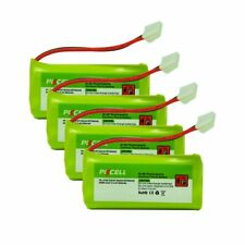 4x 2.4V 800mh Cordless Phone Ni-MH Battery for Uniden BT-1011 BT-1018 BT-18433