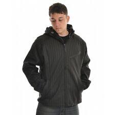 GRAVIS SUMMIT DEADSTOCK Jacket Black Pin Stripes G8818101FW07 XL NWT