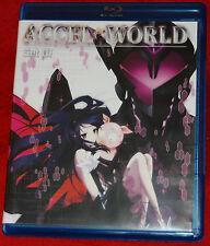Accel World Set 1 BLU-RAY ANIME 2 DISC VIZ MEDIA