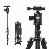 ZOMEI 669 Aluminium Tripod Monopod Professional for Canon Nikon Camera UK Seller